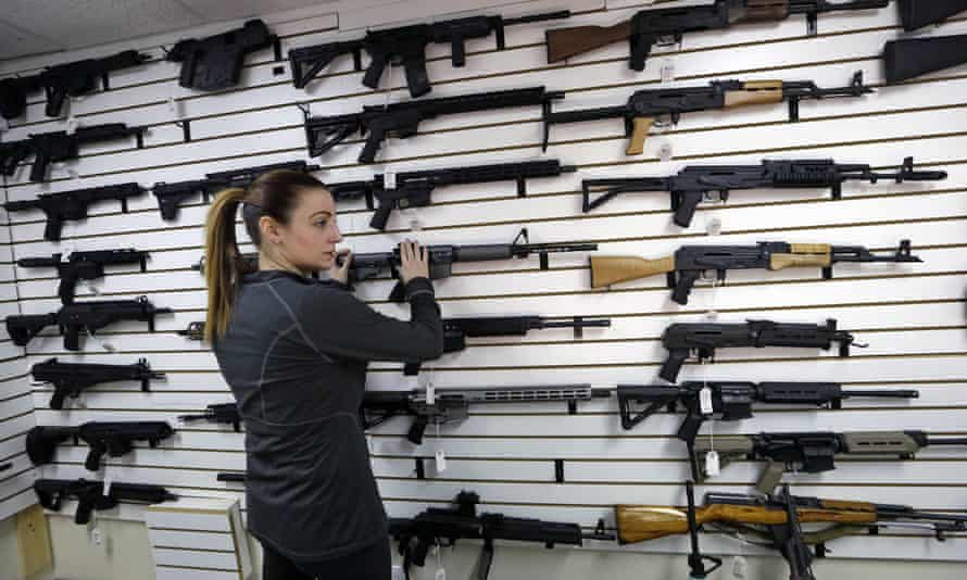 Brett Kavanaugh has written that bans on assault weapons such a the AR-15 rifle are unconstitutional.