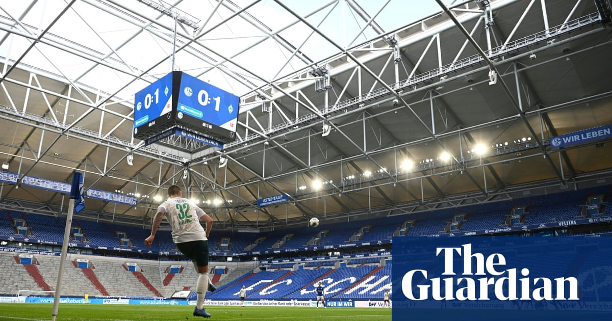Schalke return with a whimper as reality bites for David Wagner | Andy Brassell