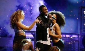 Jason Derulo is pop anthem king again after near-fatal