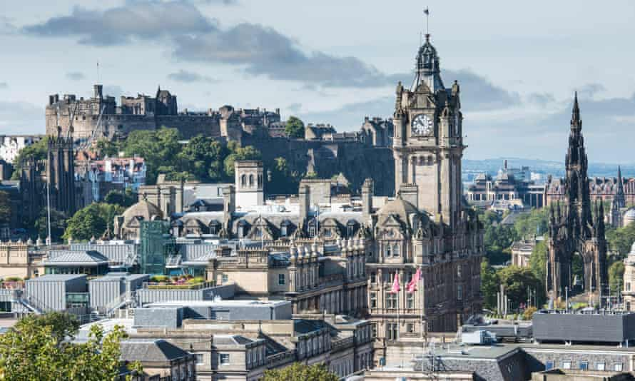 'The city is small but is has such a huge momentum' … Edinburgh.