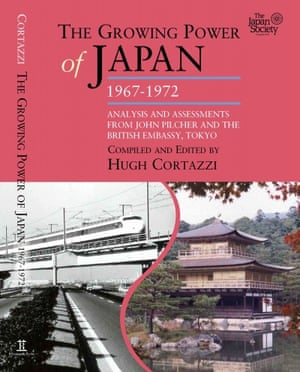 The Growing Power of Japan, by Hugh Cortazzi