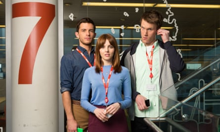 Will Humphries in W1A
