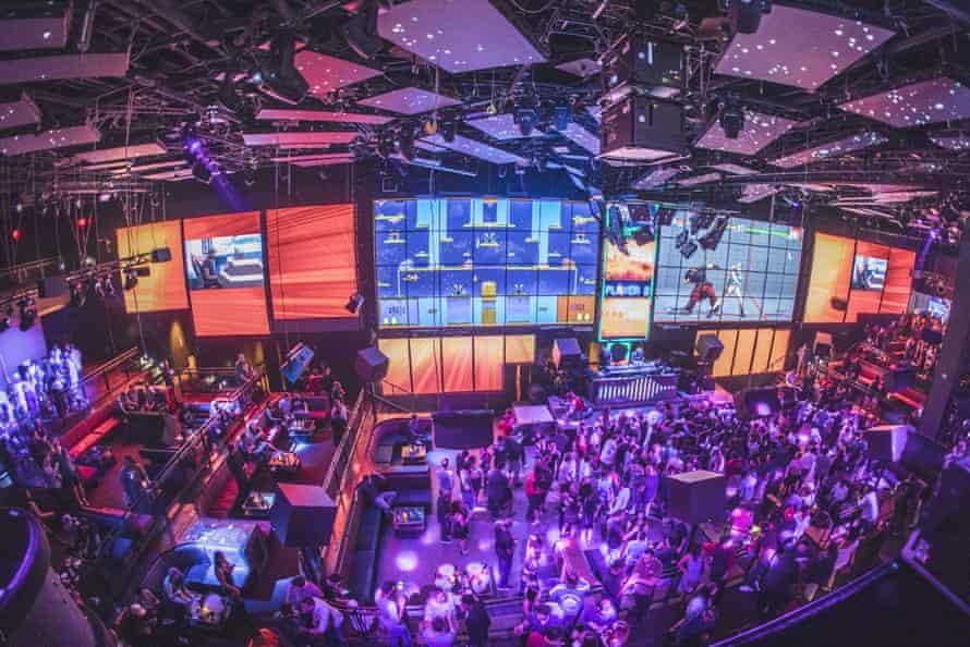 Esports tournaments are big, global events.