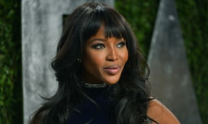 Naomi Campbell has spoken out about her struggle as a model of colour.