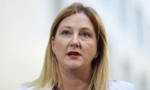 The Nick Xenophon Team's Rebekha Sharkie, who has confirmed the party will not support random drug testing of welfare recipients.