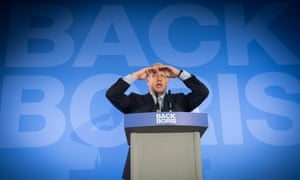 Boris Johnson launches his leadership campaign