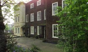 Sutton House, Hackney, London