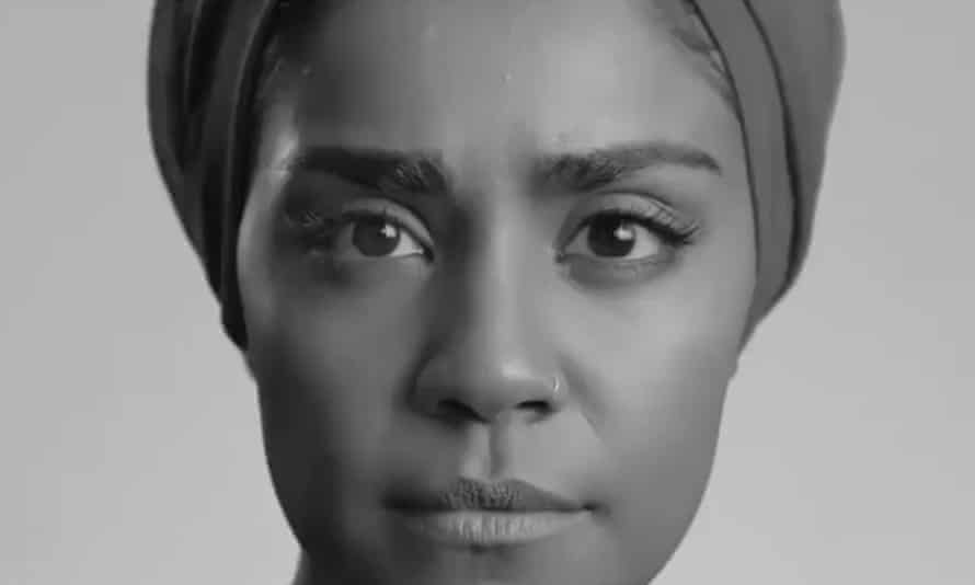Nadiya Hussain takes part in the NHS campaign Every Mind Matters.