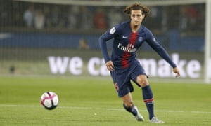 Adrien Rabiot will join Barcelona in the summer.