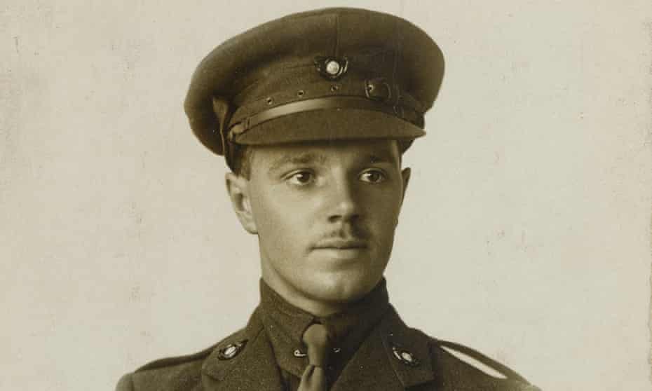 Second Lieutenant Percy Boswell