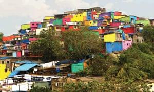 Asalpha village in Mumbai