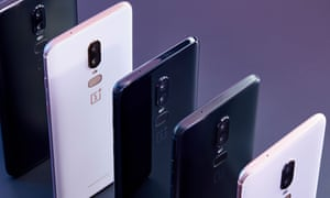 OnePlus 6: all glass, bigger screen phone takes iPhone X challenge
