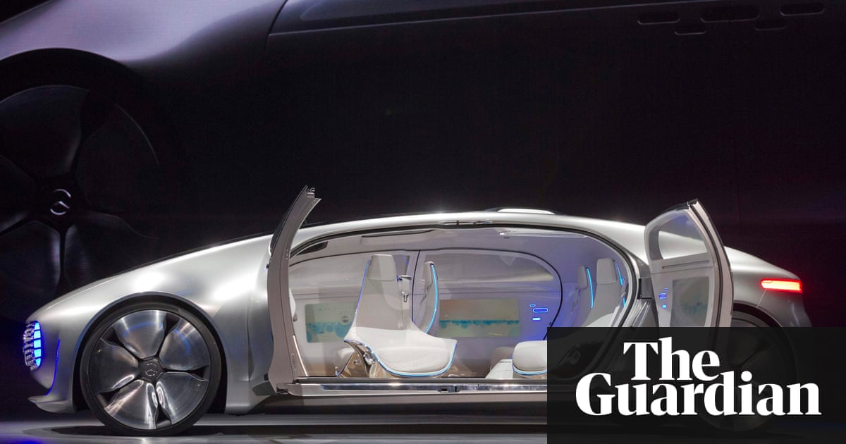 What will the car of 2040 be like? | Technology | The Guardian