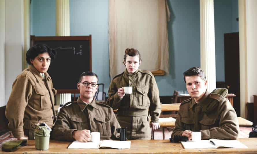 Some of the hopefuls on BBC Two's 'wholly new and surprisingly successful' Secret Agent Selection: WW2.