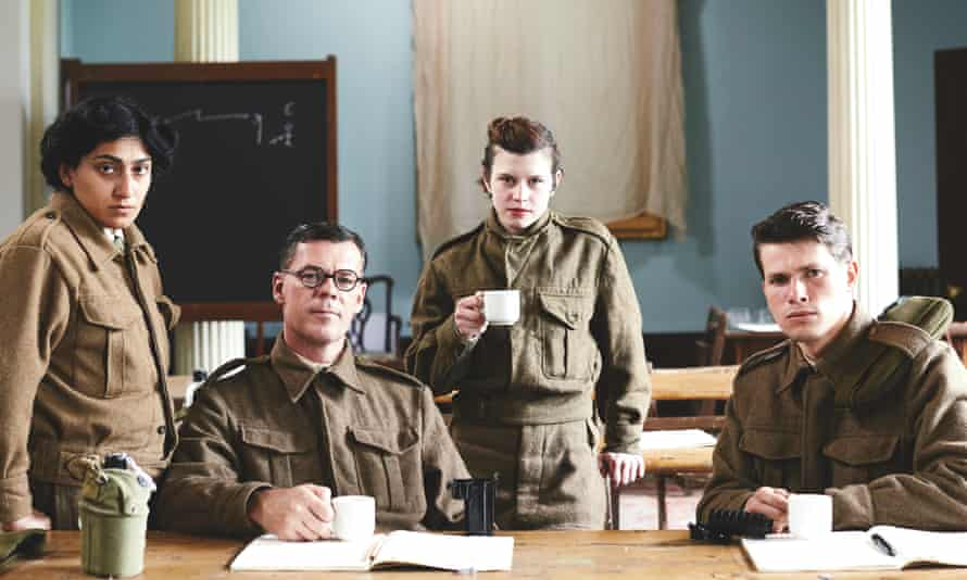 A stiff cuppa … Secret Agent Selection: WW2.