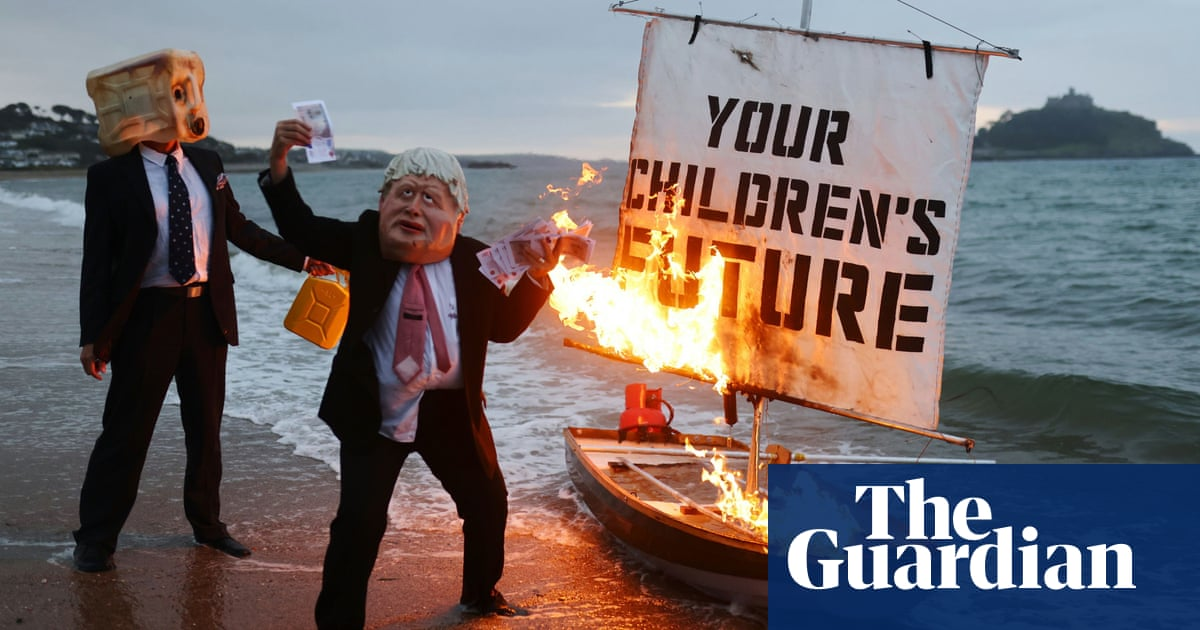 Economic toll of climate crisis 'will be like two pandemics a year'