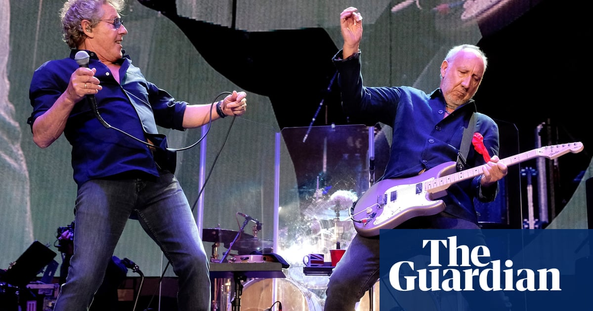 The Who Confirm First New Studio Album In 13 Years Music The