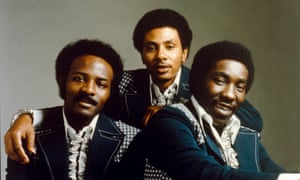 The O'Jays in 1972.