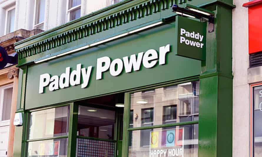Paddy Power betting sh op