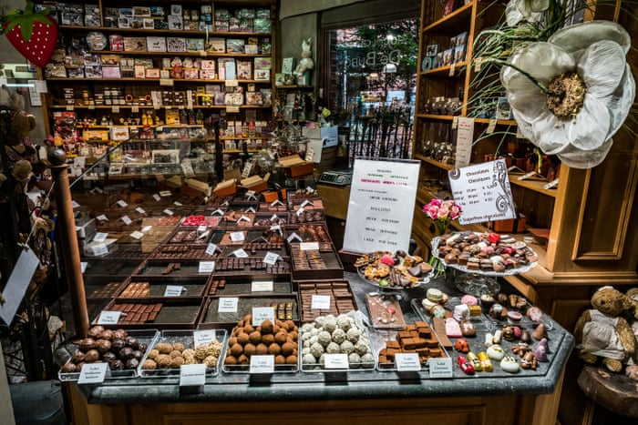 The Dark Truth About Chocolate Food The Guardian
