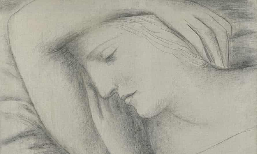 Pablo Picasso's Femme endormie, estimated between £6,000,000 and £9,000,000.