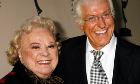 Rose Marie and Dick Van Dyke in 2006.