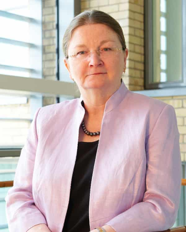 Glynis Breakwell, Bath's vice-chancellor