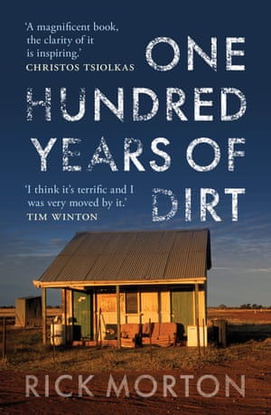 Cover image for One Hundred Years Of Dirt by Rick Morton
