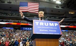 Donald Trump Dallas