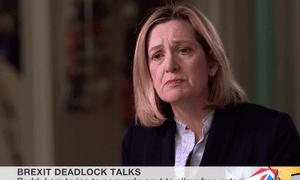 Amber Rudd on Newsnight