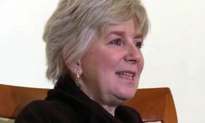 Anita Raja, a Rome-based translator and allegedly the author Elena Ferrante.