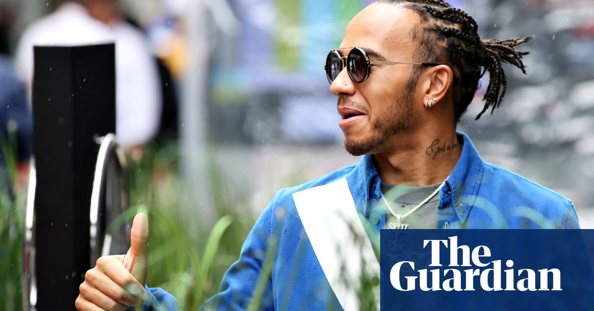 Lewis Hamilton and Sebastian Vettel driving F1's climate emergency plan