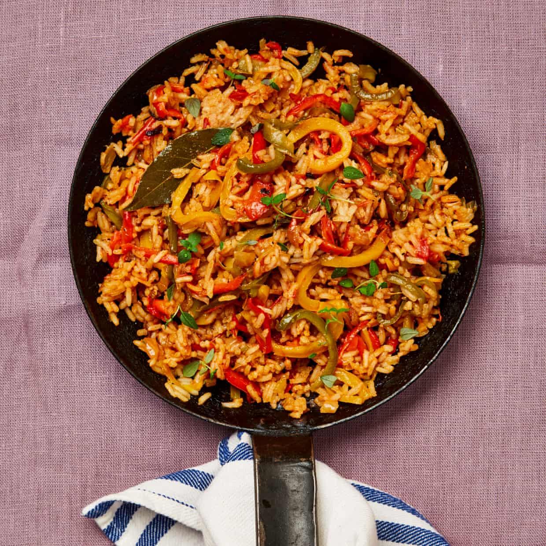 Meera Sodha's recipe for vegan Creole rice