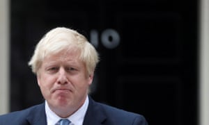 """On Monday evening Boris Johnson gave his second televised address from the steps of No 10, telling the nation that if MPs tried to block his promise to leave the European Union on 31 October """"do or die"""", he would be forced to call a general election."""