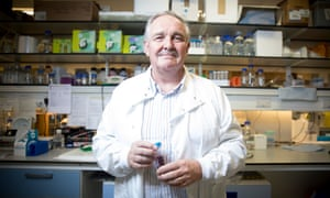 David Nutt … 'The safe limit of alcohol would be one glass of wine a year.'