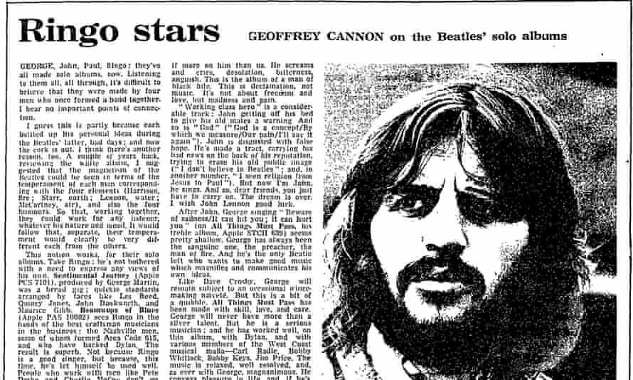 The Guardian, 19 December 1970.