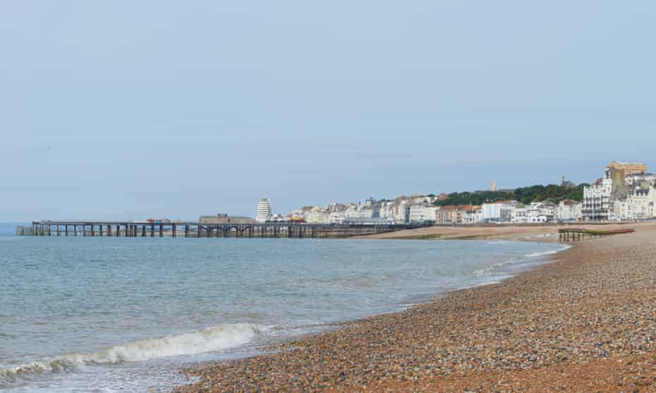 Hastings is fast developing a reputation as a more affordable alternative to London and Brighton.