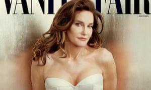 Bruce Jenner, Caitlyn Jenner<br>This photo taken by Annie Leibovitz exclusively for Vanity Fair shows the cover of the magazine's July 2015 issue featuring Bruce Jenner debuting as a transgender woman named Caitlyn Jenner. (Annie Leibovitz/Vanity Fair via AP)
