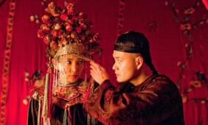 Deng Murdoch's second film, Snow Flower and the Secret Fan.