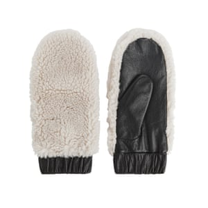 Gloves, £45, arket.com.