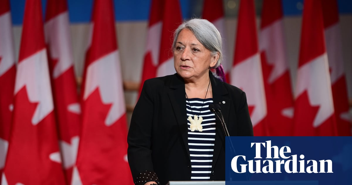 'Historic' step as Trudeau appoints Canada's first Indigenous governor general