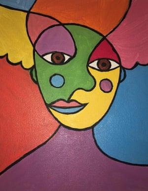 Lolly Adefope's Self-portrait