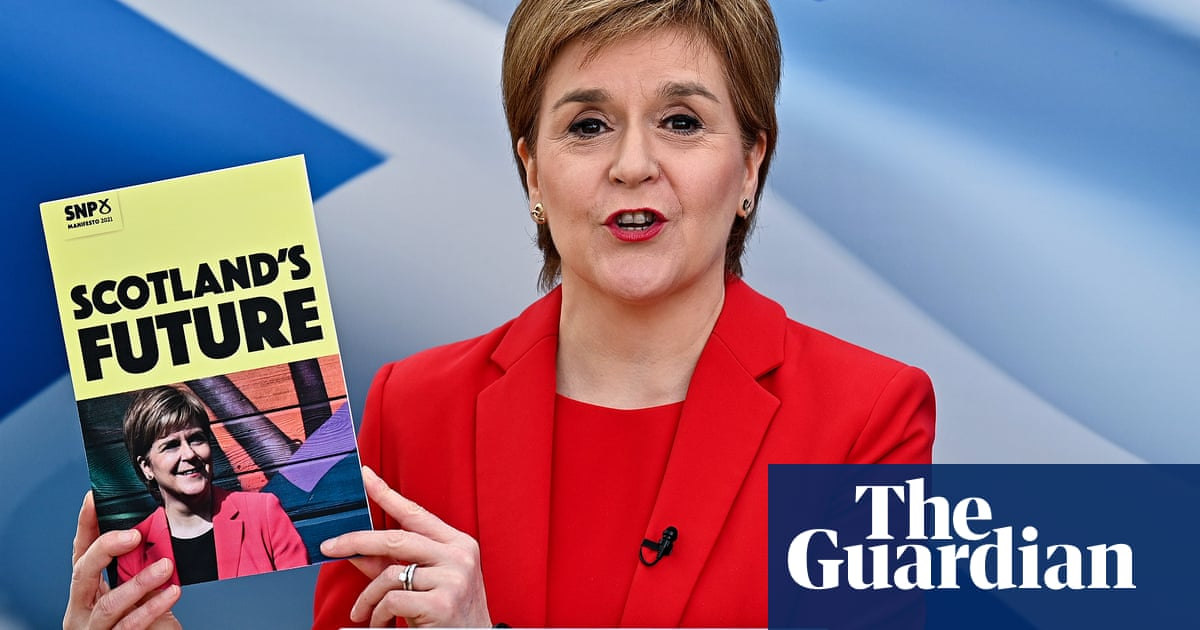 Scotland's election: a stepping stone to independence? - pódcast