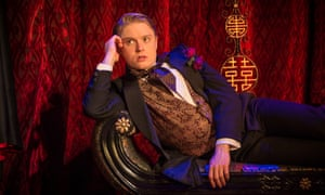 Freddie Fox in An Ideal Husband at the Vaudeville.