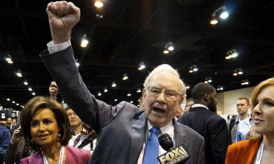 CEO Warren Buffett