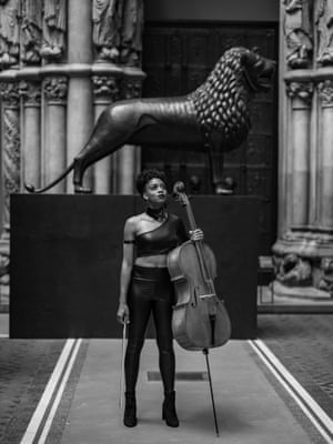 Ayanna Witter-Johnson is a singer, songwriter, cellist