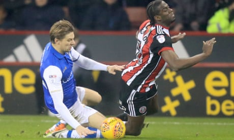 Sheffield United held to goalless draw by Wednesday in Steel City derby