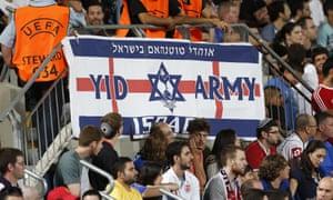 Tottenham supporters