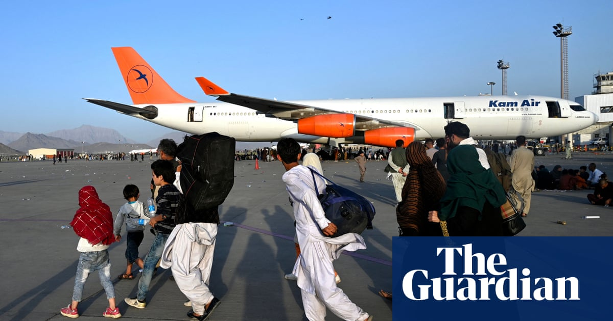 Swift Taliban takeover proves US and UK analysis badly wrong