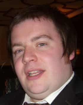 Andy Welch in 2008